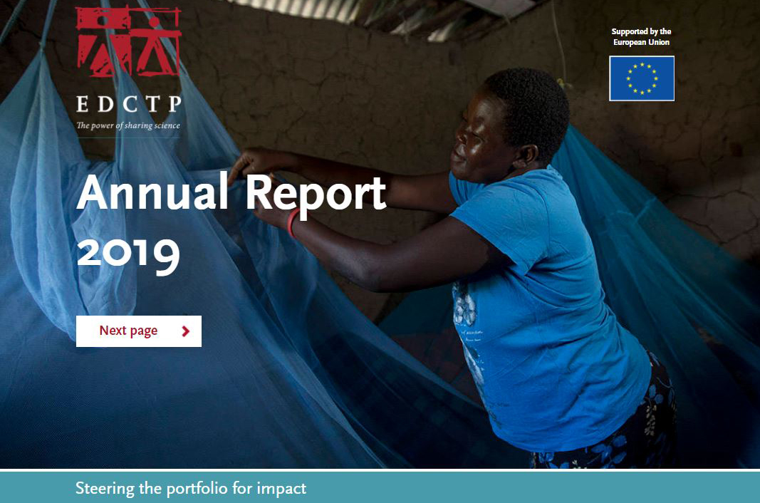 EDCTP Annual Report 2019